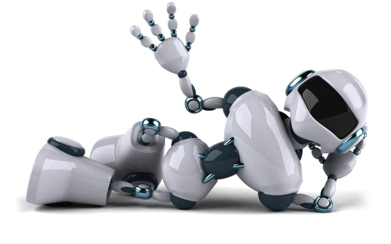 Robot inteligencia artificial. Noticias Emibin