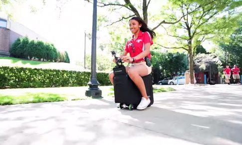la maleta que te lleva, Modobag