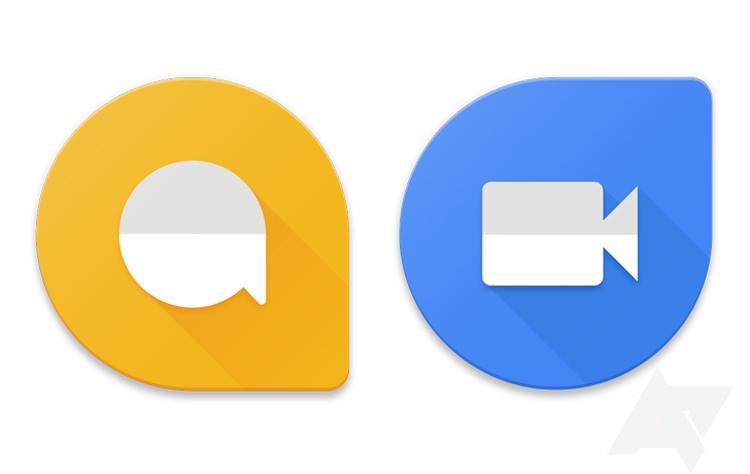 google allo, google duo
