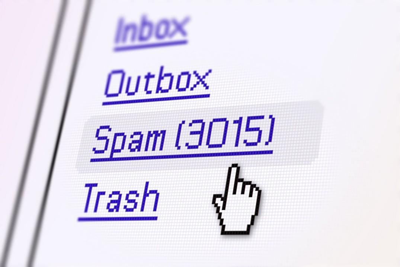 eliminar spam